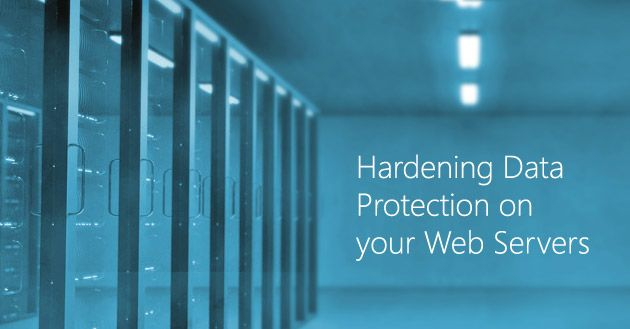 Databreaches: Hardening Data Protection on Your Web Servers