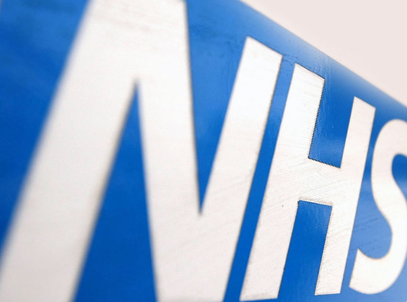 NHS trusts failing on security