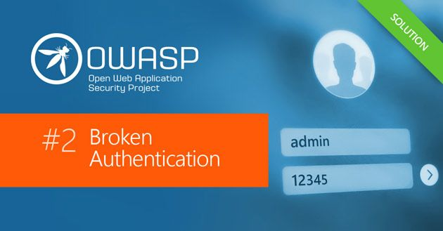 Broken Authentication Security Vulnerability | OWASP Top 10