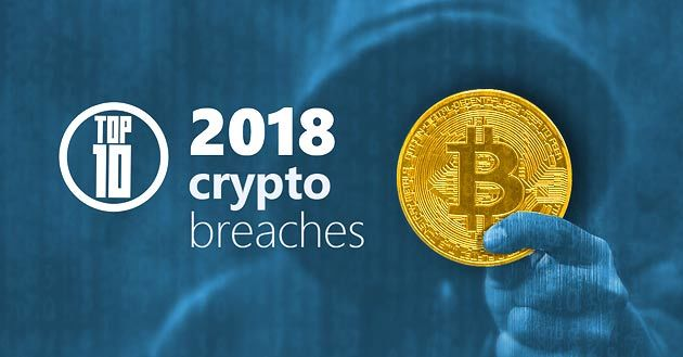 Top 10 Most Disastrous Cryptocurrency Breaches in 2018