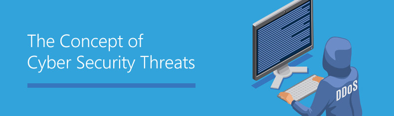 Concept Of Cyber Security Threats