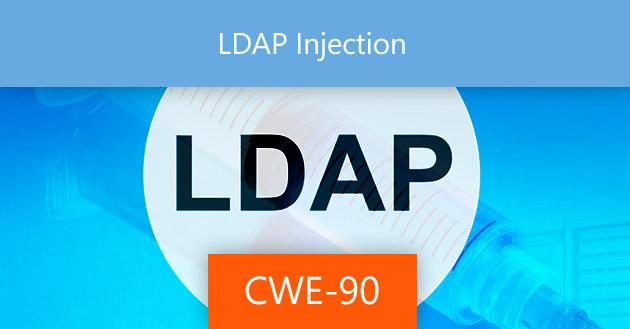 LDAP Injection [CWE-90]