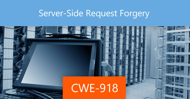 Server-Side Request Forgery [CWE-918]