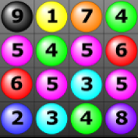 Mobile App Scan of Numbers Addict * Free Candy Splash [1 4